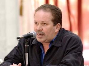 Multiple-times talanquera jumper Didalco Bolívar, former Aragua Governor (1998-2008)