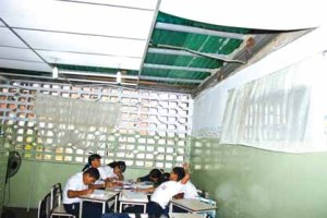 We can do better than this school in La Pastora