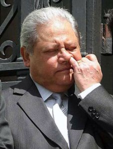 Magistrate Francisco Carrasquero