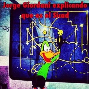 Giordani explica el SICAD