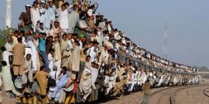 All aborad the crazy train