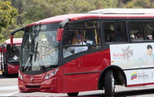 You can win a bus with the new raffle of the Maduro campaign. Disclaimer: The model of bus may differ.