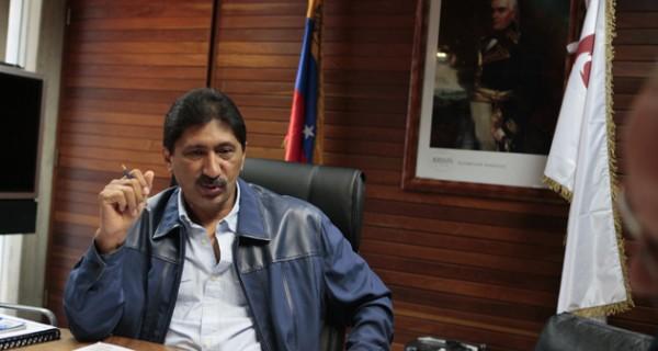 Former President of CORPOELEC, Argenis Chávez