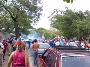 Protesta-CNE-LARA