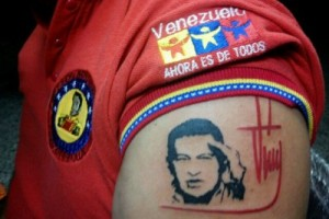 The Chavez signature tattoo is free. The one of the face can be paid later on credit.