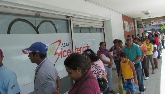 Maduro's dwindling base