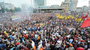 Istambul was Plaza Altamira