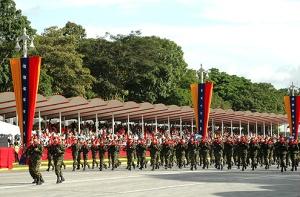 Desfile Militar 5 Julio 2012-Venezuela defensa