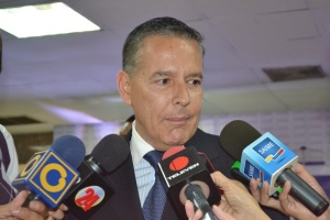 Former Mayor of Petare, Jose Vicente Rangel Avalos (2000-2008)