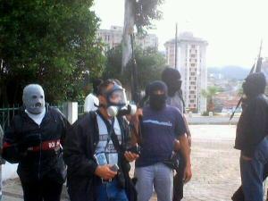 Tupamaros in Caracas