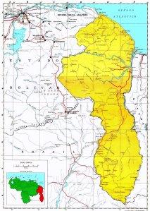 Guayana Esequiba Zona en Reclamación