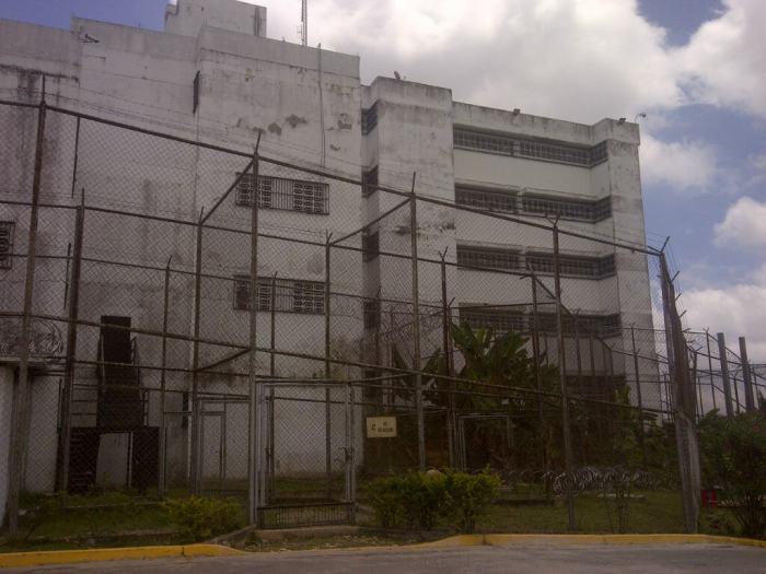 Green-collar jail