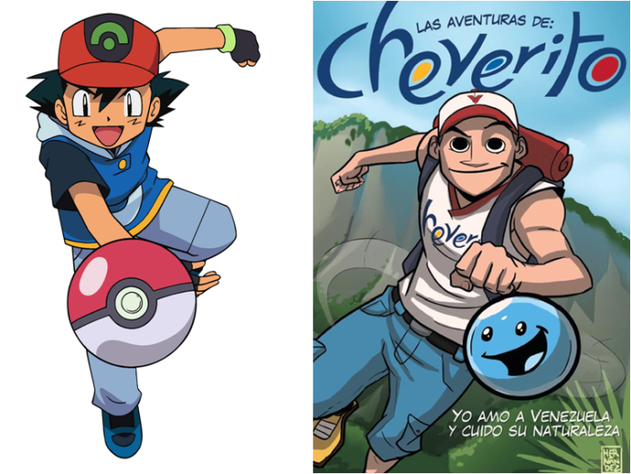 CheveritoPokémon