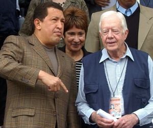 Avenida Jimmy Carter