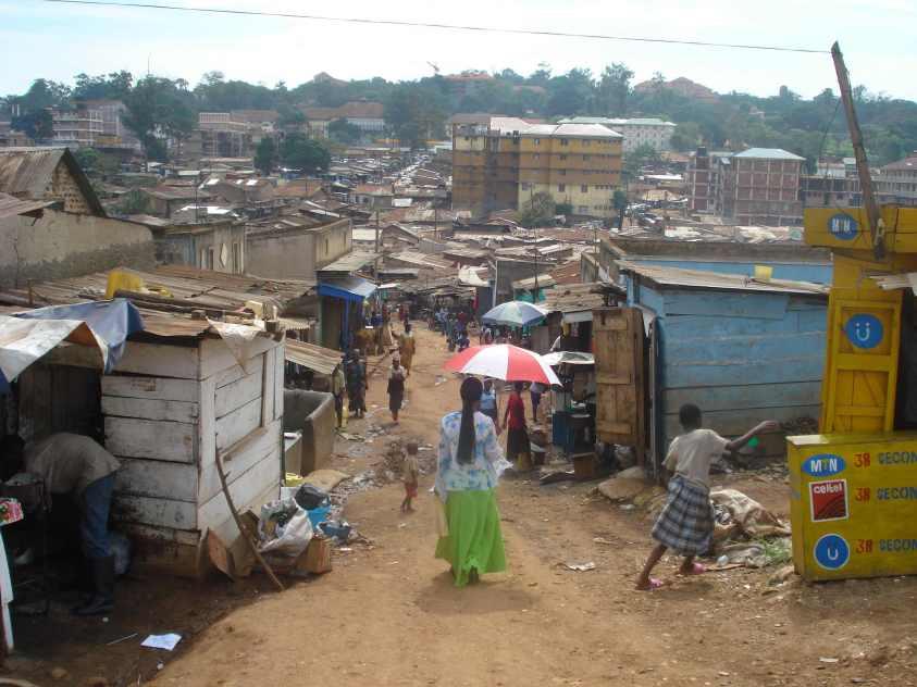 Katanga Slums