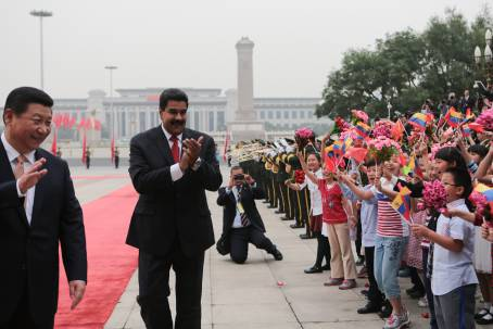 maduro china kids