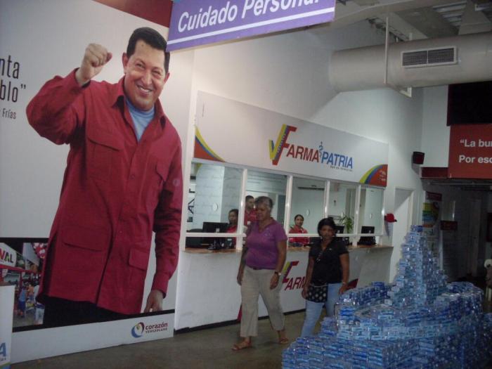 Chavez farmapatria
