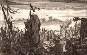 Henry_Morgan_Destroys_the_Spanish_Fleet_at_Lake_Maracaibo