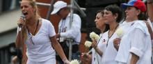 VENEZUELA-OPOSICION PROTESTA