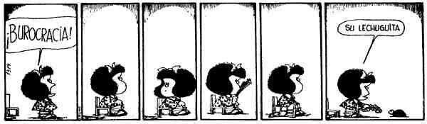 All-time greatest Mafalda strip