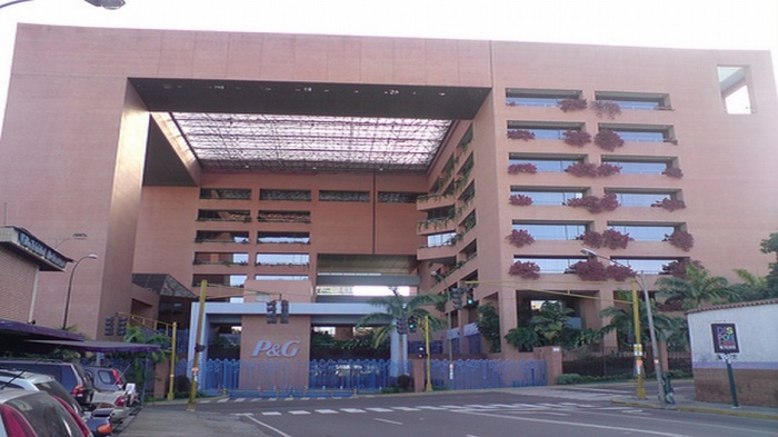 P&G's erstwhile headquarters in Venezuela - is there a